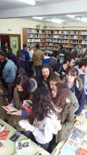 Mercadillo solidario (abril 16)